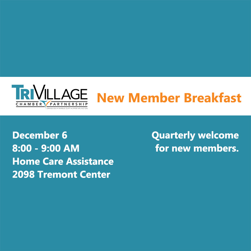 Tri-Village November Monthly Luncheon