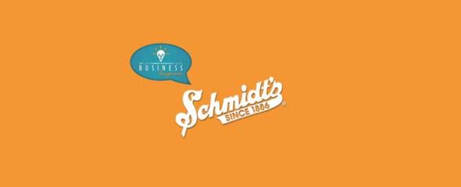 Schmidt's Business Inspires Podcast