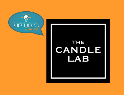 Business Inspires Episode 9 – The Candle Lab