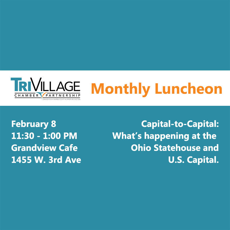 February Monthly Luncheon