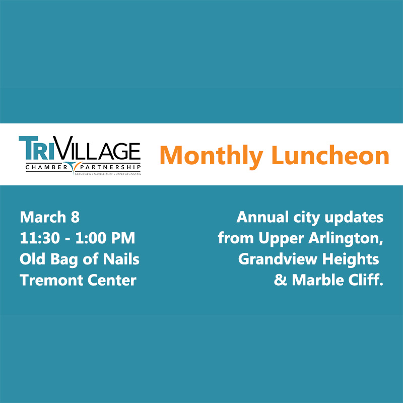 March Monthly Luncheon