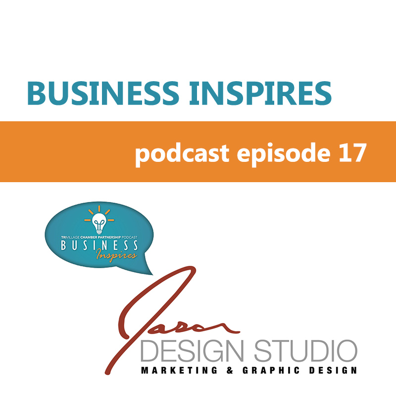 Jason Design Studio Business Inspires podcast