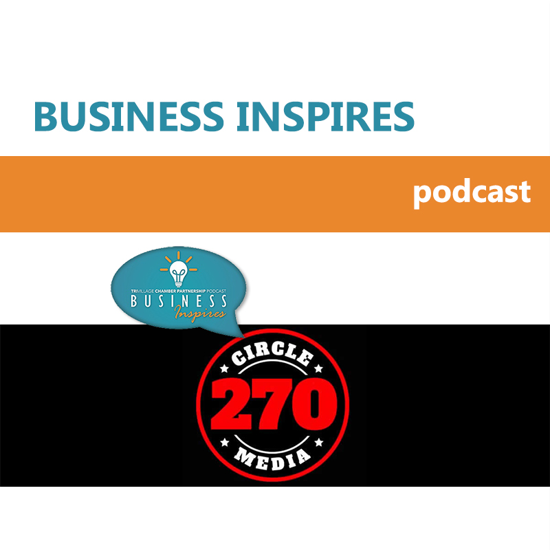 Business Inspires podcast