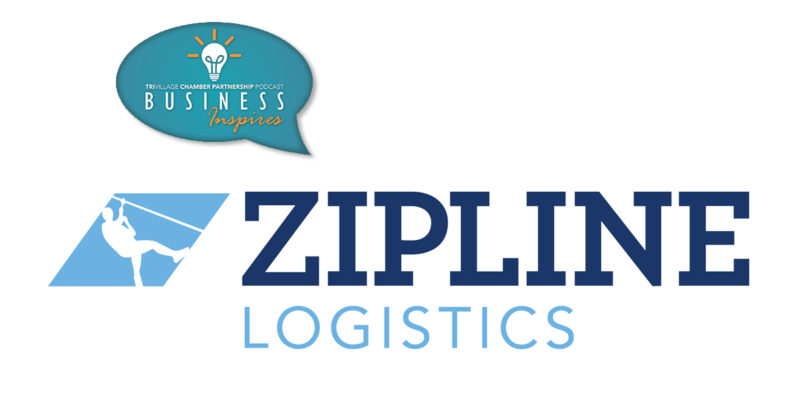 Zipline Logistics Business Inspires Podcast